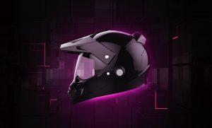 Airwheel C8 smart helmet