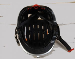 AirwheelC5 smart helmet inside