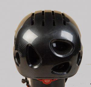 AirwheelC5 smart helmet rear
