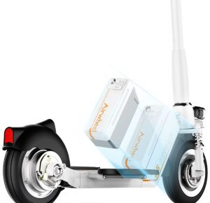 Airwheel Z5 Battery white